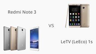 [Hindi] Redmi Note 3 vs LeTV 1s In Depth Comparison