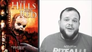 The Hills Run Red (2009) slasher horror movie review