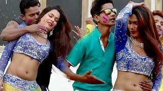 होली गीत 2017 - Holi Me Naika Design - Holi Ke Fulauri - Krishna Jhakjhoriya - Bhojpuri Holi Songs