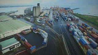 El puerto de Toamasina, motor económico de Madagascar - target