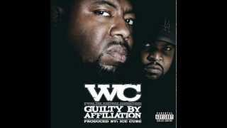 WC - Paranoid ft. Ice Cube (lyrics)