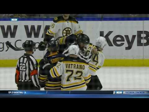 The NHL is full of shit Carrier hit on Backes fight with McQuaid 12 29 16