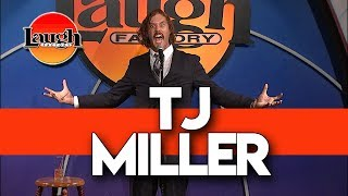 NIGHTMARES   TJ Miller   Stand-up Comedy