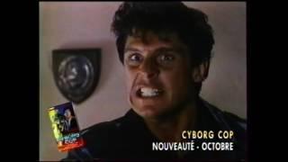 Cyborg Cop (1993) Bande annonce française