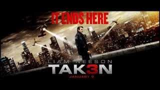 Taken 3 Movie