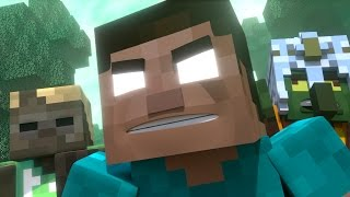 Annoying Villagers 17 - Minecraft Animation