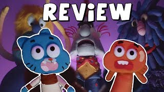 Gumball/Don't Hug Me I'm Scared Episode - REVIEW