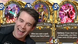 (Hearthstone) The Ultimate Value Compilation