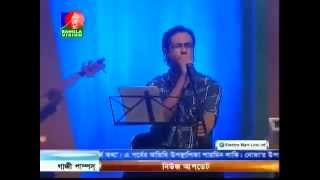 Monir Khan's song ''At Anar Jibon'' Covered by Asif Akbar