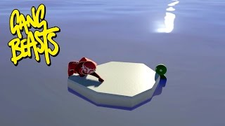 Gang Beasts - I'm Swimming Home [Father and Son Gameplay]
