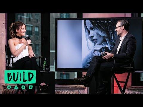 Kate Beckinsale Discusses Underworld Blood Wars