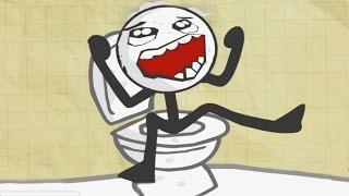 NECESITO UN BAÑO.... AHORA!! - Toilet Success | Fernanfloo
