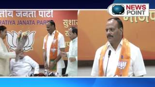 Former MP Brijesh Pathak joins BJP after BSP expels him : NewspointTV