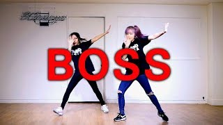 NCT U 엔시티 유 BOSS cover dance WAVEYA 웨이브야