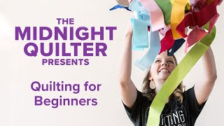 3-Part Beginner Quilting Series by Angela Walters: SNEAK PEEK + Tips to Hide Your Fabric Stash 😉