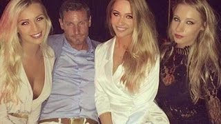 Eastenders womaniser Dean Gaffney wins approval from girlfriend's father