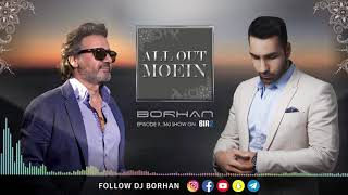 Best Persian Old Songs by Moein in DJ Borhan Mix