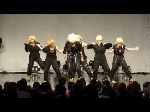 B.A.P - WARRIOR dance cover by B.A.D (Mar.25,2012)