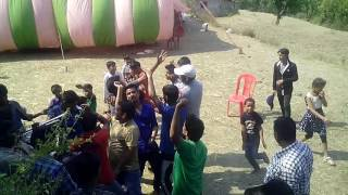 village marriage dance at kagthun