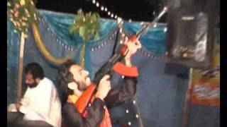 Wedding Firing Sargodha. Chak 47 (Shoaib Kharal)