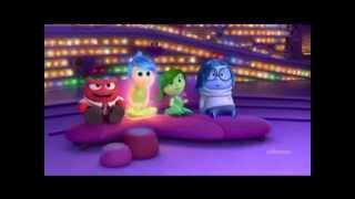 Inside out reacts to Five nights at freddy's