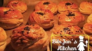 HOW TO MAKE AFGHAN SALTY COOKIES | Kolche Shor | Afghanisches Gebäck Salzig - Bibi Jans Kitchen