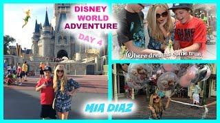Disney World Adventure Day 4 | Mia Diaz
