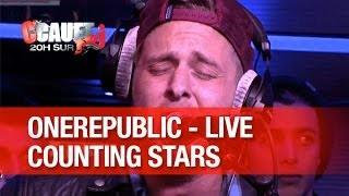 OneRepublic - Counting Stars - Live - C'Cauet sur NRJ