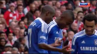 Chelsea - Liverpool. FA Cup-2011/12 Final (2-1)