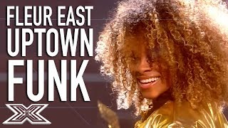 Fleur East Becomes A SUPERSTAR Performing
