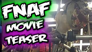 FNAF MOVIE TEASER *NEW || Another ANIMATRONIC HEAD || Five Nights at Freddy's Movie Teaser