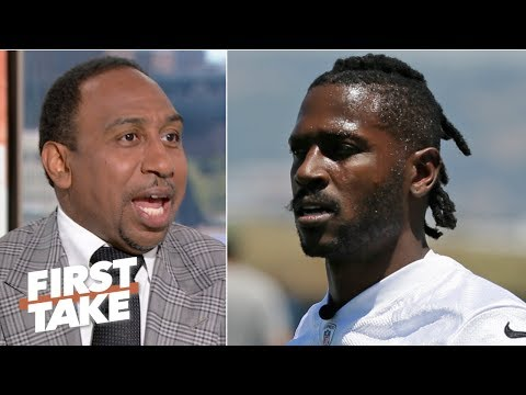 Antonio Brown is being selfish childish and petty – Stephen A. First Take