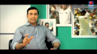 Cricket Country   Rapid fire with VVS Laxman