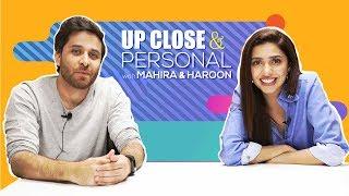 Verna | Mahira Khan & Haroon Shahid Up Close and Personal
