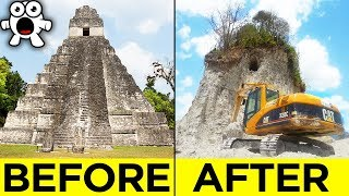 Amazing Attractions That No Longer Exist Because We've Destroyed Them