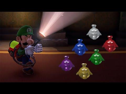 Luigi s Mansion 3 All Gems Locations Guide & Walkthrough