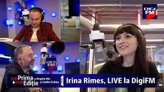 Irina Rimes, LIVE La Digi FM - Bolnavi Amândoi