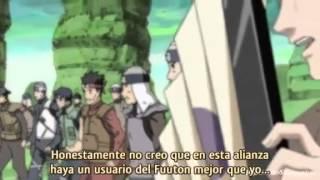 Naruto Shippuden 301 - Sub en Español - Parte 1-2