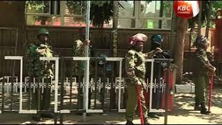 Raila's much awaited briefing postponed