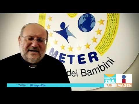 Xxx Mp4 El Vaticano Arresta A Sacerdote Acusado De Poseer Pornografía Infantil Noticias Con Francisco Zea 3gp Sex