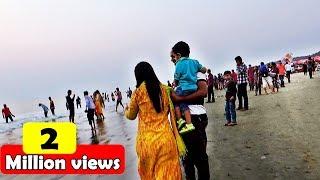 Cox's bazar sea beach walk || কক্সবাজার সমুদ্র সৈকত || Coxbazar || কক্সবাজার || Cox Bazar ||