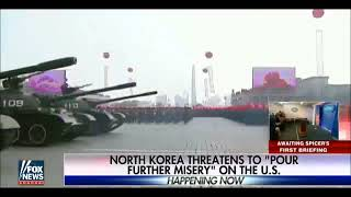 WW3 BREAKING NEWS: U.S PRESIDENT DONALD TRUMP ORDER THE RELEASE OF WAR MISSILE IN NORTH KOREA TODAY