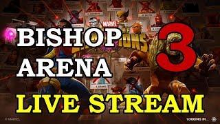 Bishop Arena - Part 3 | Marvel Contest of Champions Live Stream