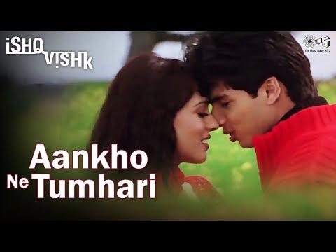 Aankhon Ne Tumhari - Full Video | Ishq Vishk | Alka Yagnik | Kumar Sanu | Shahid Kapoor | Amrita Rao