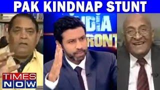 India's RSN Singh Vs Pakistan's Tariq Pirzada On India Upfront | Exclusive