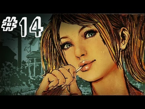 Lollipop Chainsaw - Gameplay Walkthrough - Part 14 [Stage 3] - HOLY F-ING CHICKENS! (Xbox 360 / PS3)