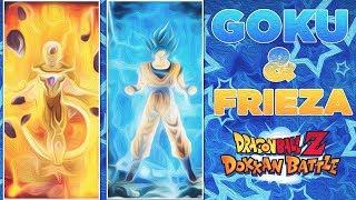 NEW TRANSFORMING GOKU AND FRIEZA INFO !!! 250M Download Celebration | Dragon Ball Z Dokkan Battle