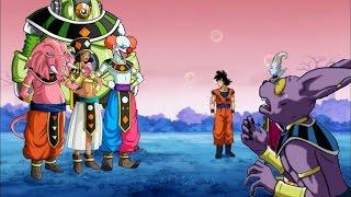 All Gods vs Universe 7