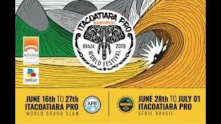 Itacoatiara Pro 2018 Day 2 - APB TOUR