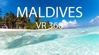 Maldives VR 360 - 4K Video